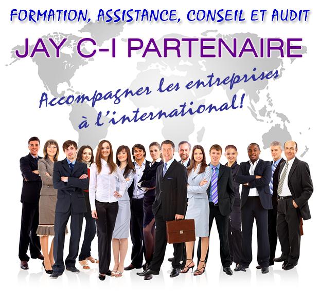 Import export et commerce international Jay CI Partenaire formation intra entreprises